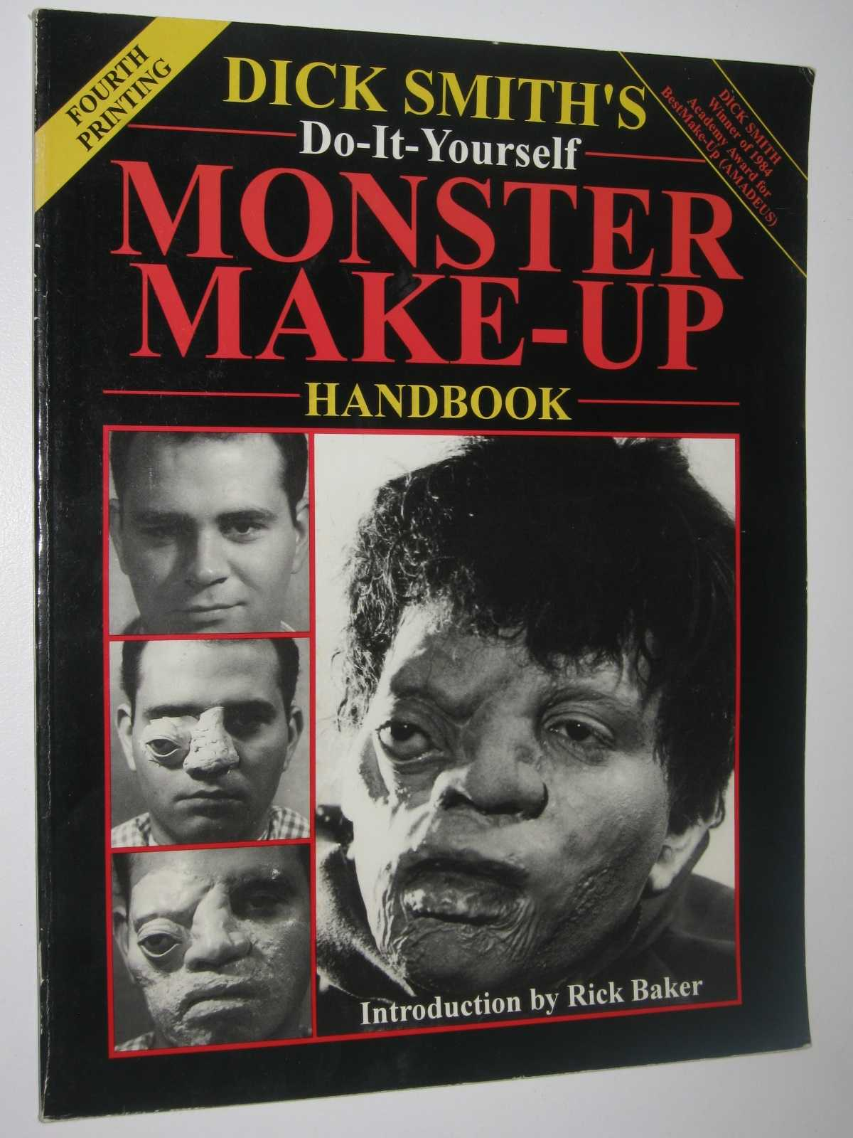 Image for Dick Smith's Do-It-Yourself Monster Make-Up Handbook