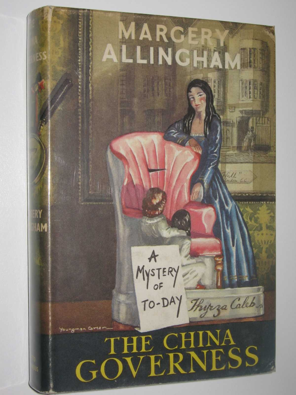 Image for The China Governess