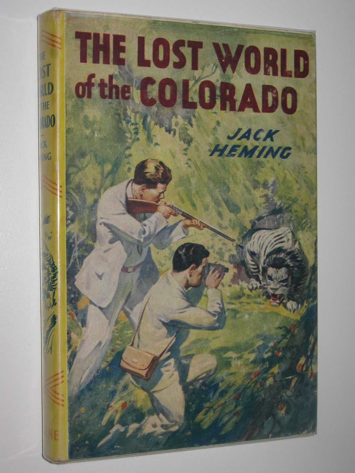 Image for The Lost World of the Colorado