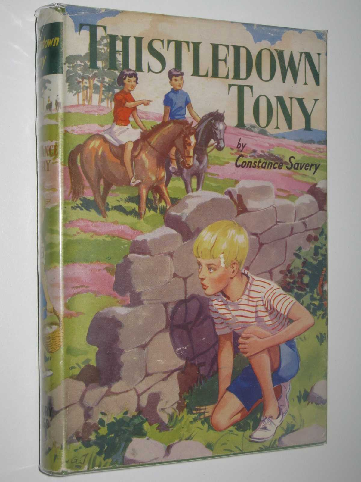 Image for Thistledown Tony