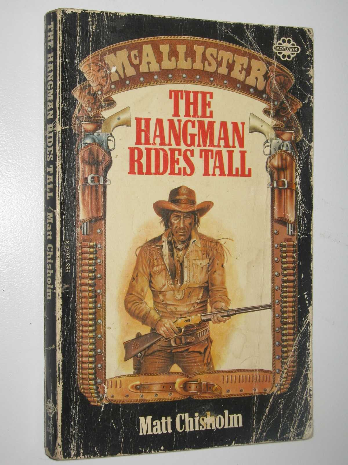 Image for The Hangman Rides Tall