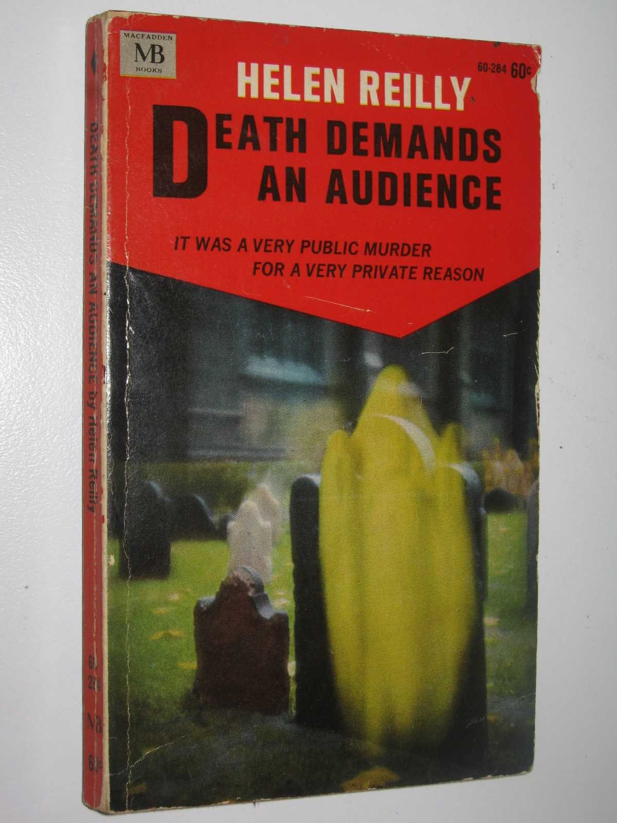 Image for Death Demands an Audience