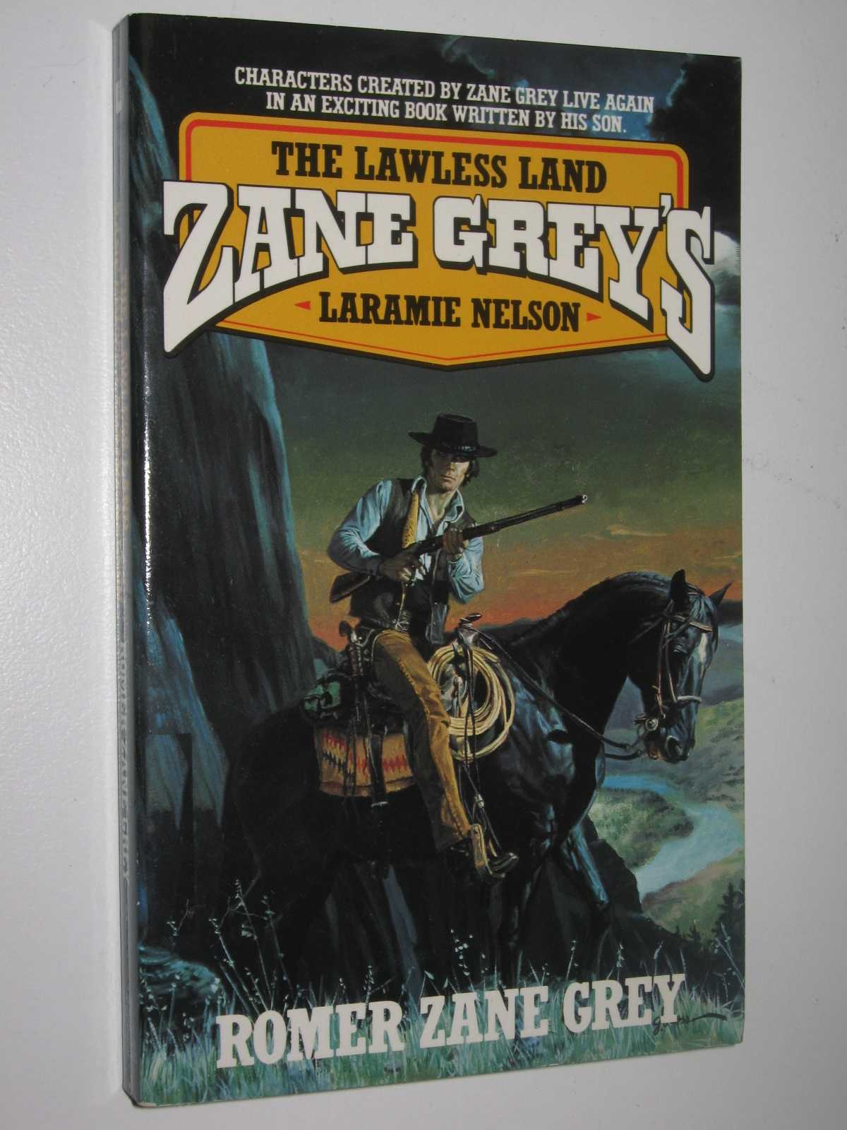 Image for Laramie Nelson: The Lawless Land