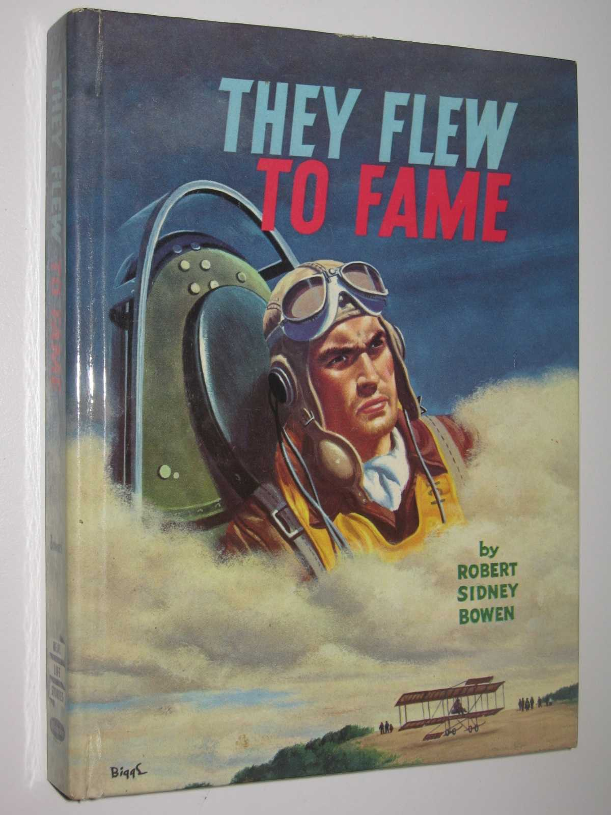 Image for They Flew to Fame