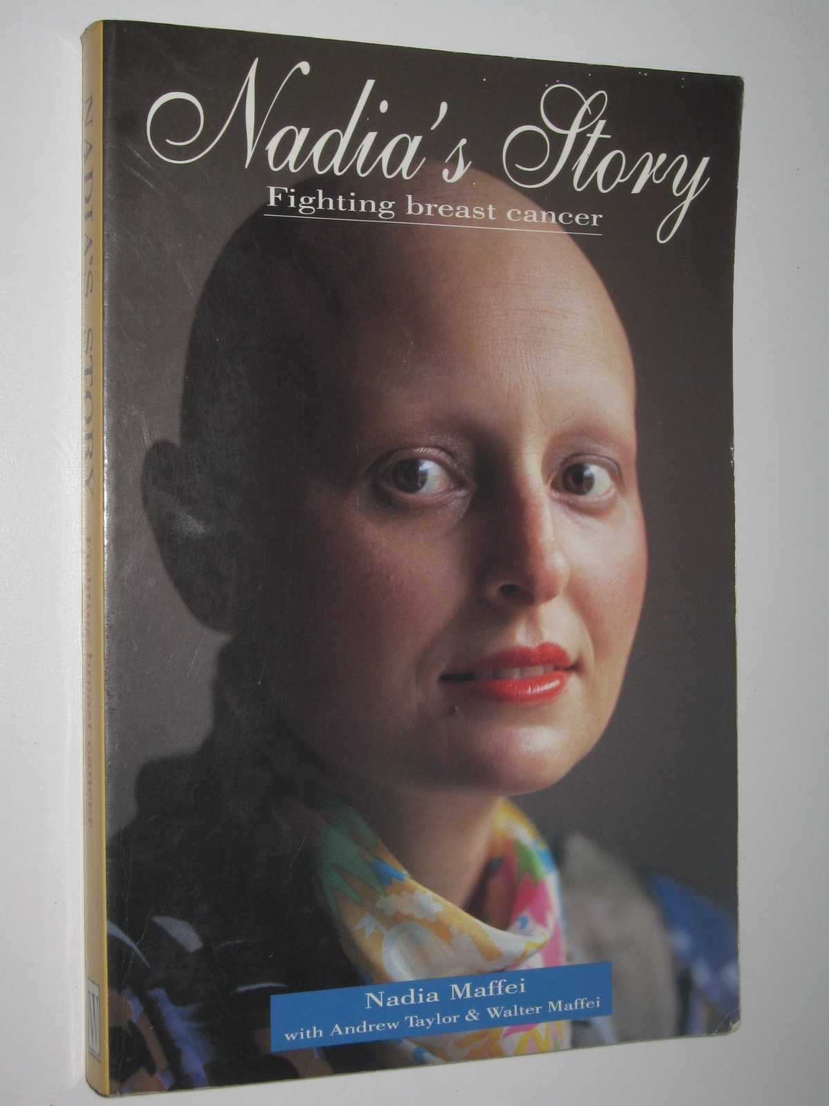 Image for Nadia's Story : Fighting Breast Cancer