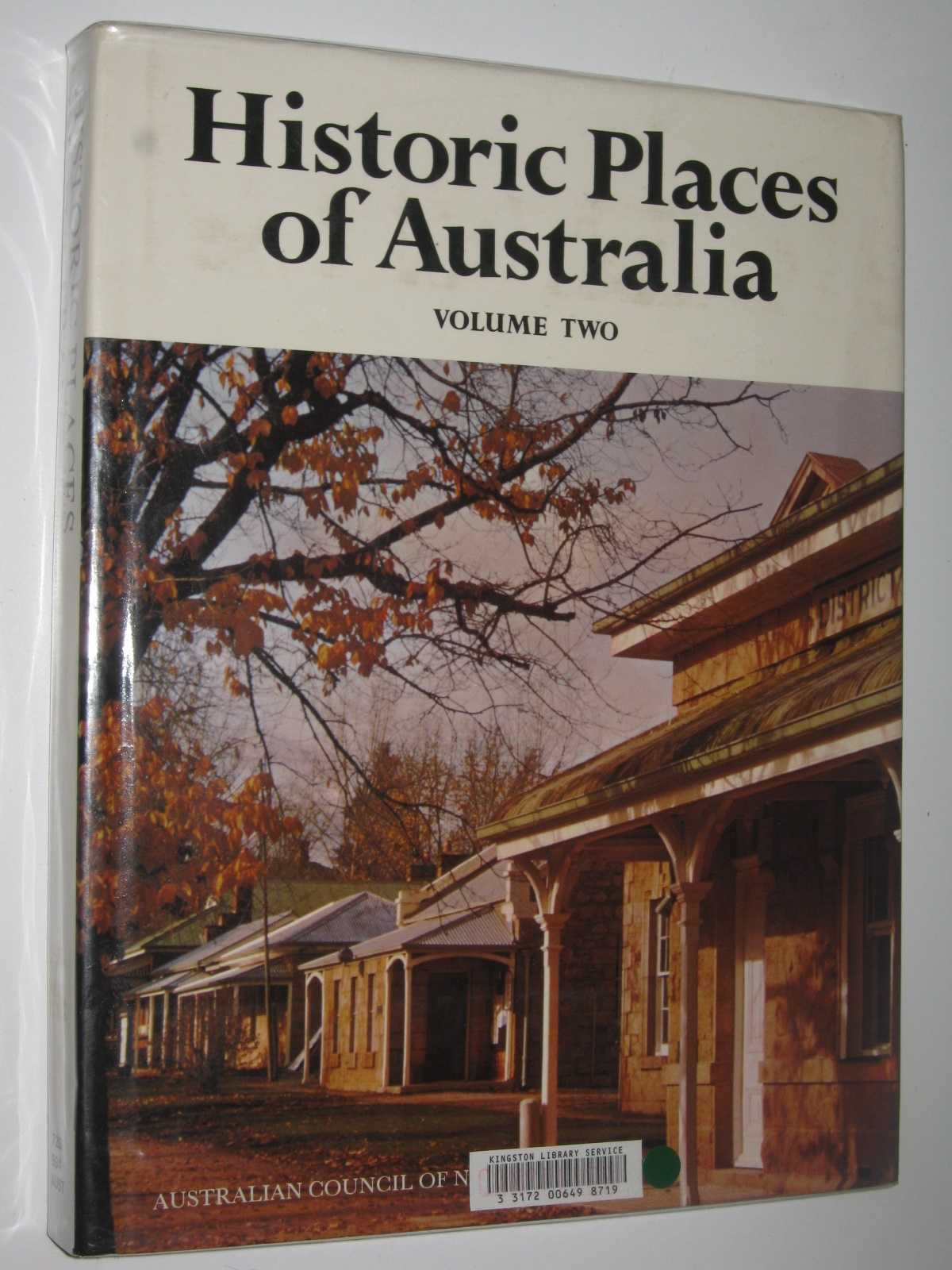 Image for Historic Places of Australia Volume Two