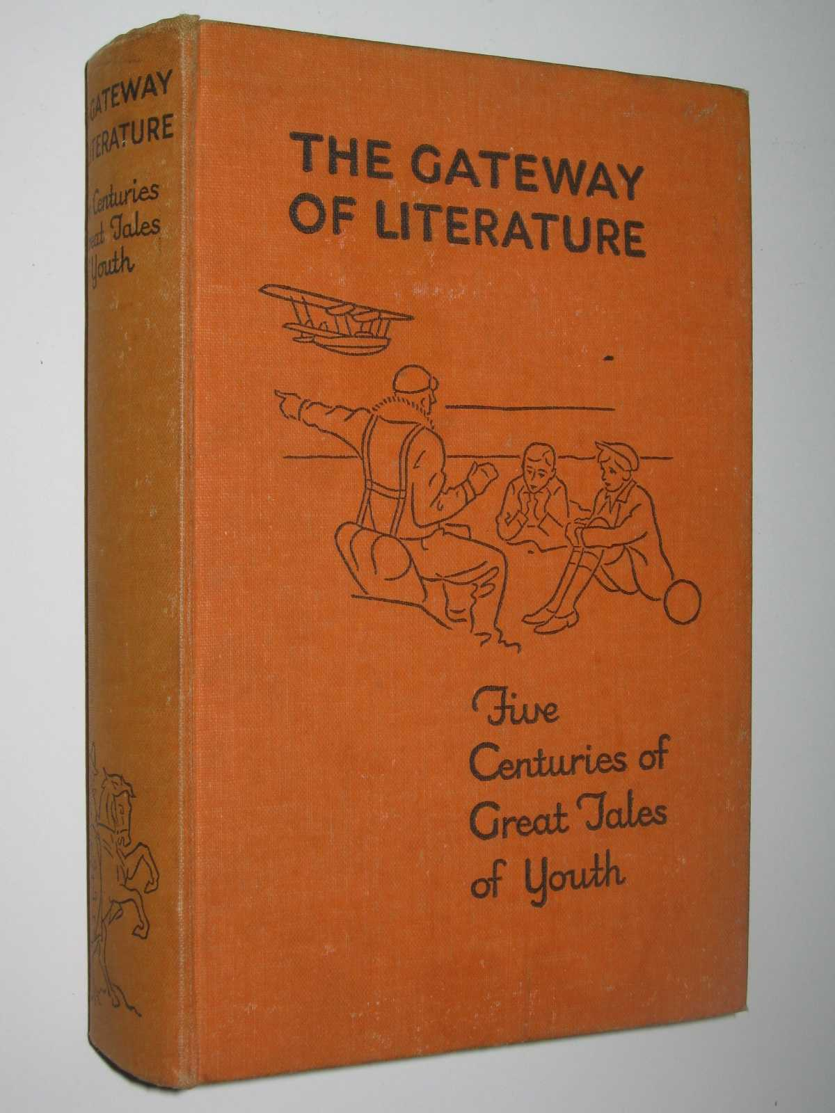 Image for Great Tales of Youth : Five Centuries of Famous Stories