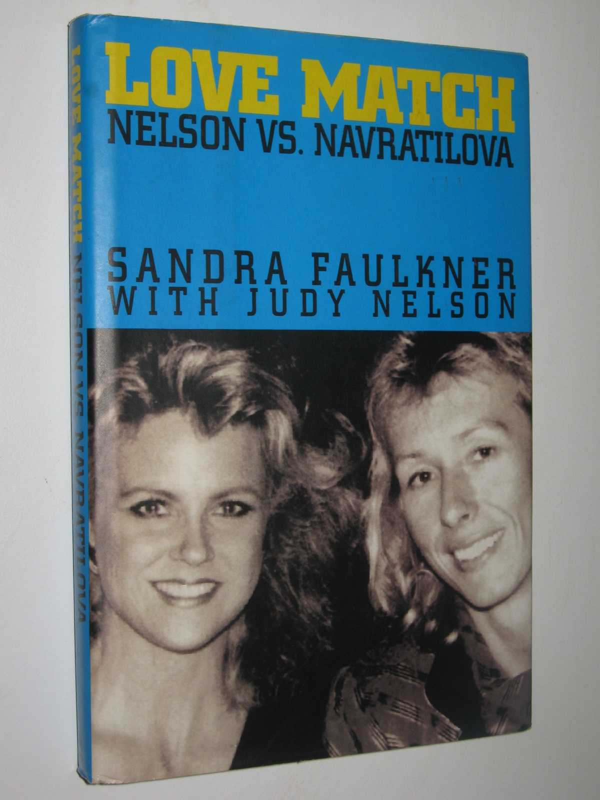 Image for Love Match: Nelson vs. Navratilova