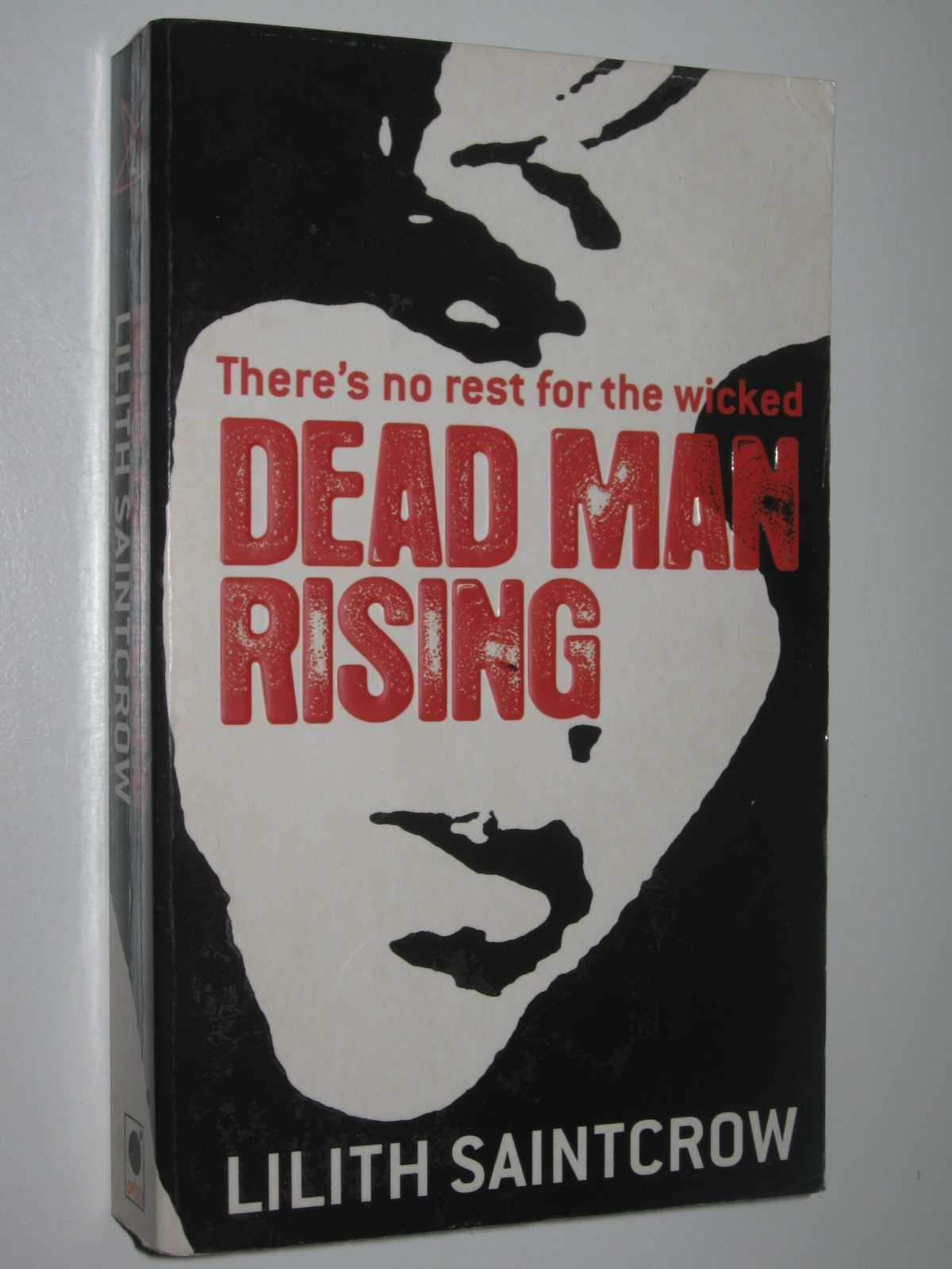 Image for Dead Man Rising - Dante Valentine Series #2