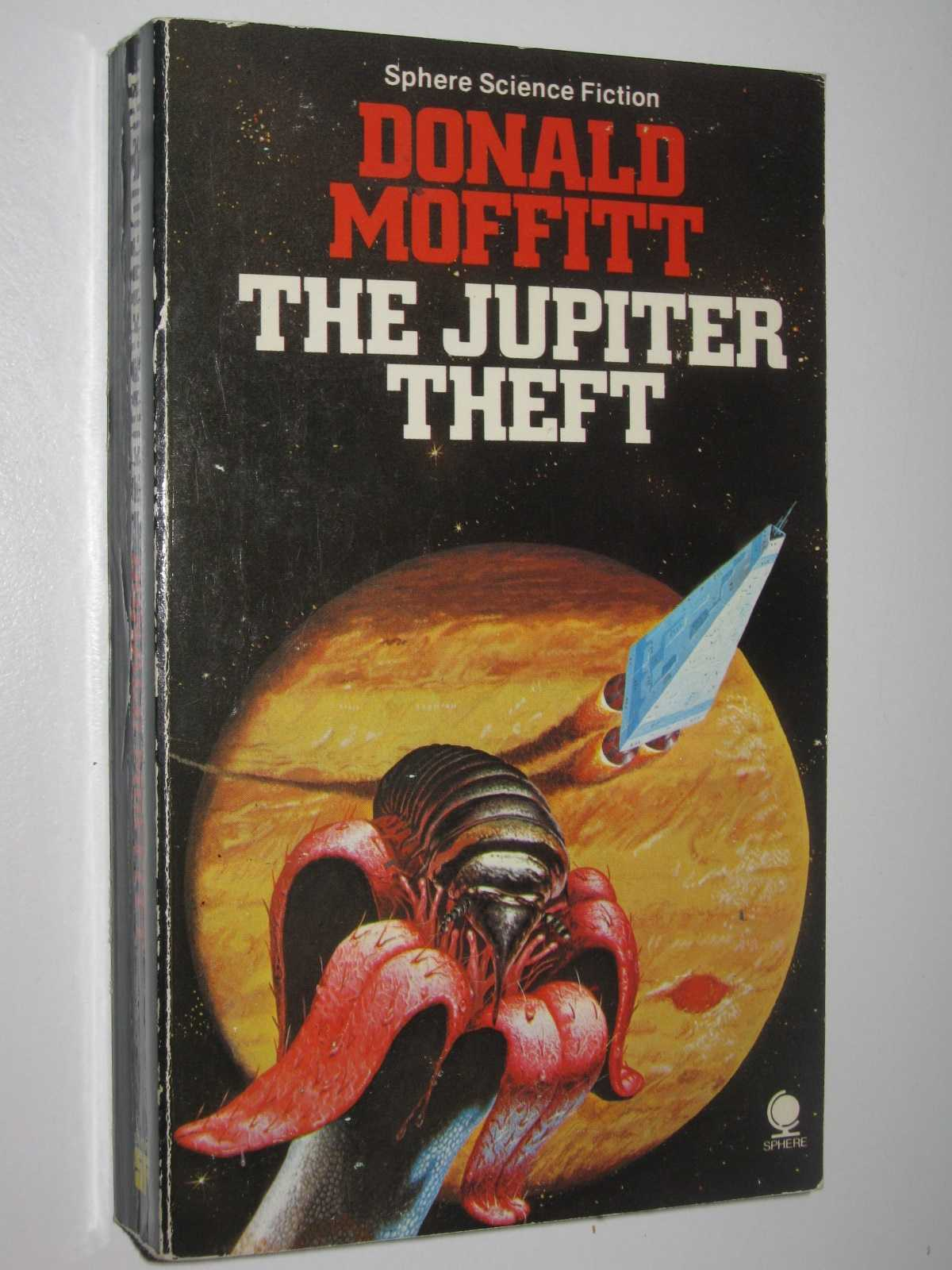 Image for The Jupiter Theft