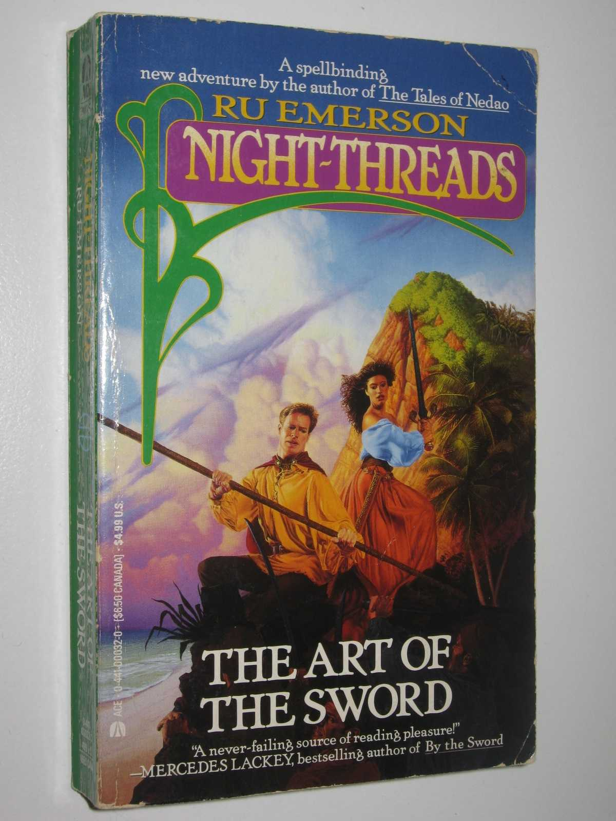 Image for The Art of the Sword - Night-Threads Series #5