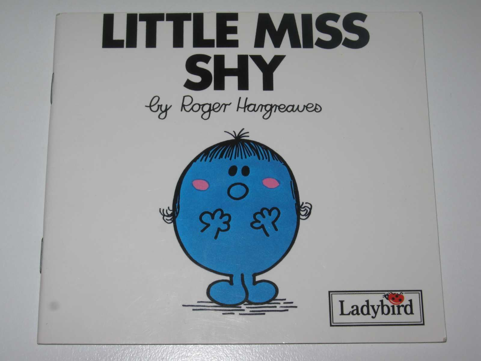 Image for Little Miss Shy