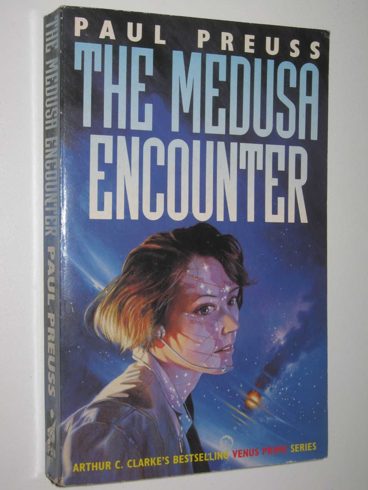 Image for The Medusa Encounter - Venus Prime Series #4