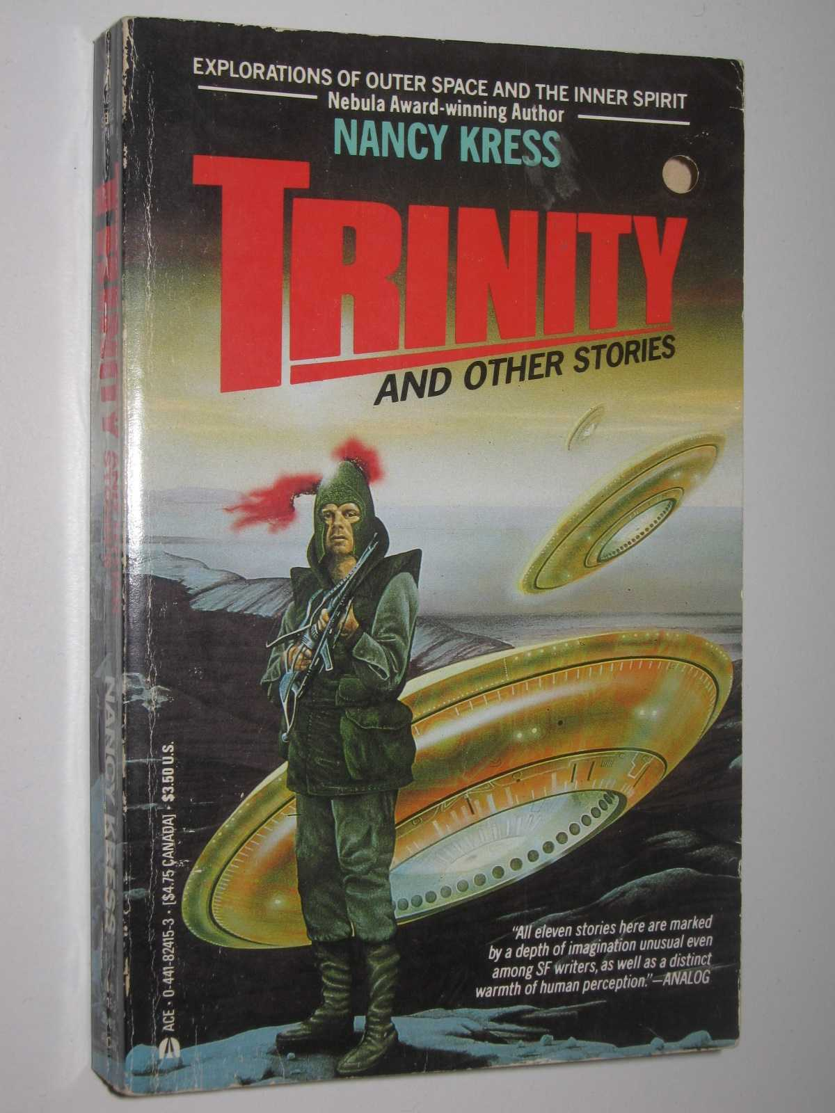 Image for Trinity and Other Stories