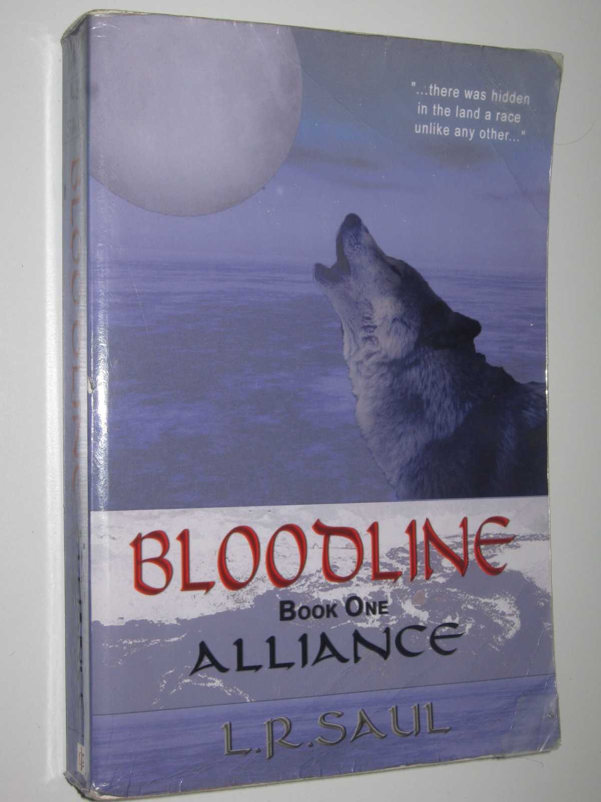Image for Bloodline: Alliance