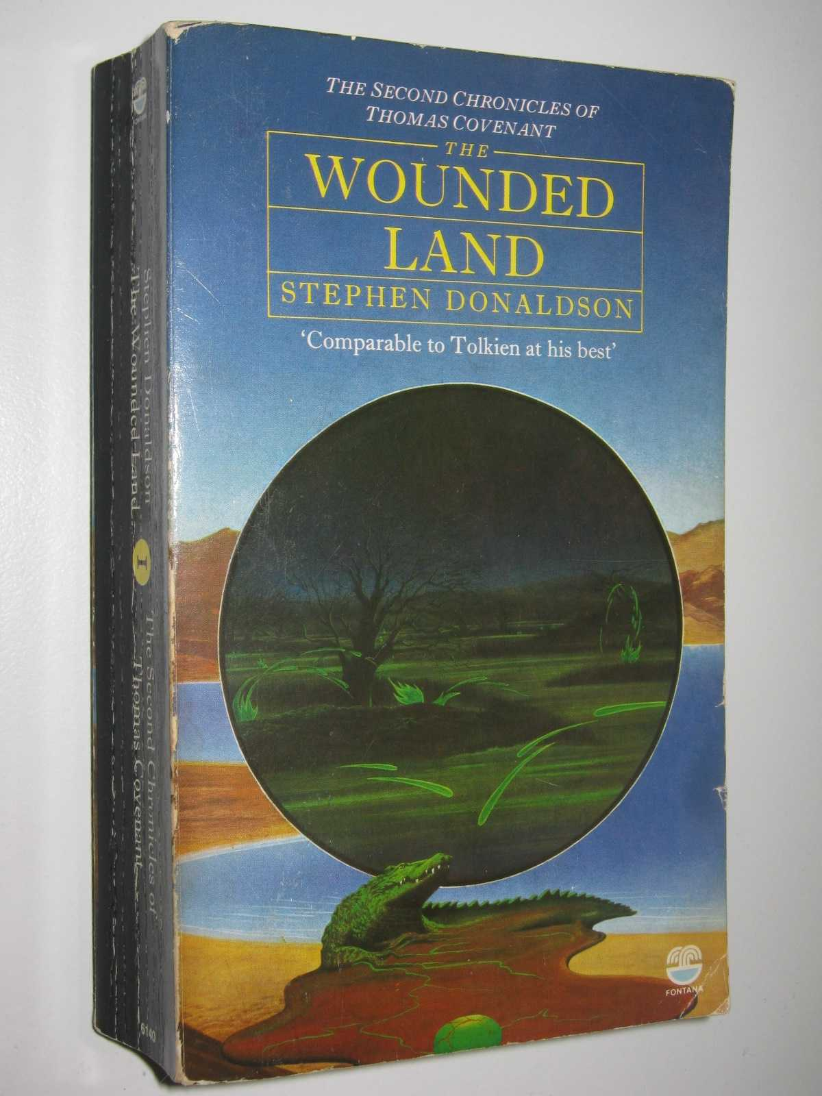 Image for The Wounded Land - Second Chronicles of Thomas Covenant Series #1