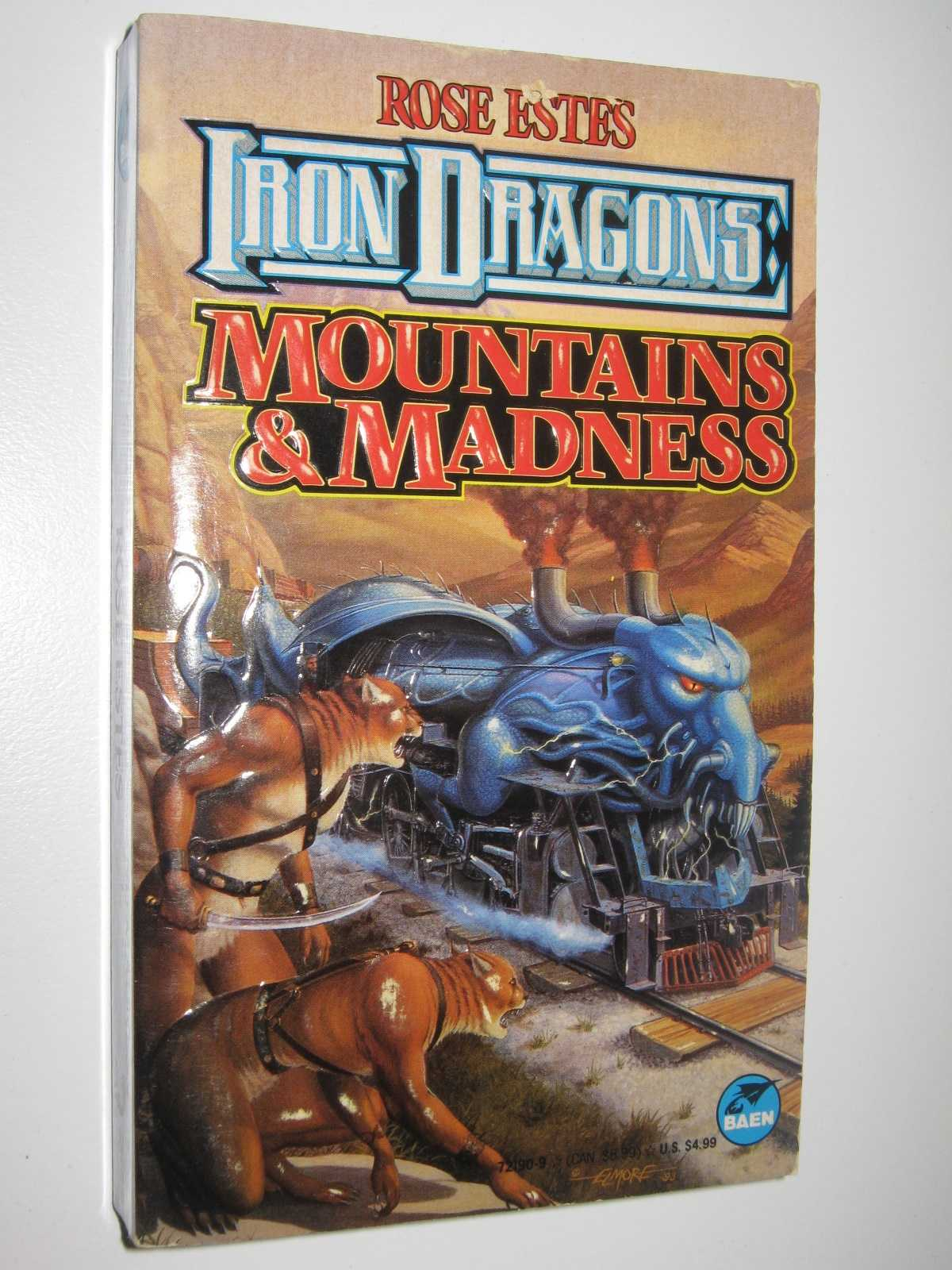 Image for Iron Dragons: Mountains and Madness