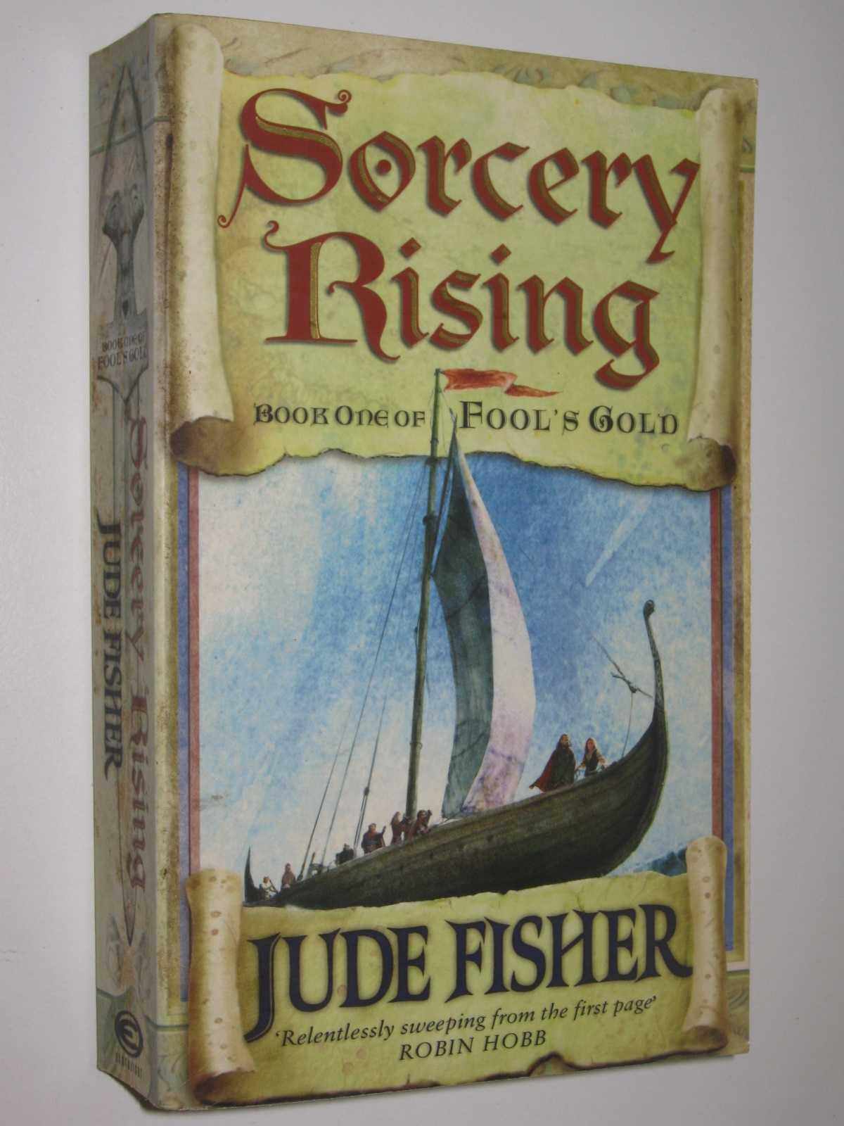 Image for Sorcery Rising - Fool's Gold Series #1