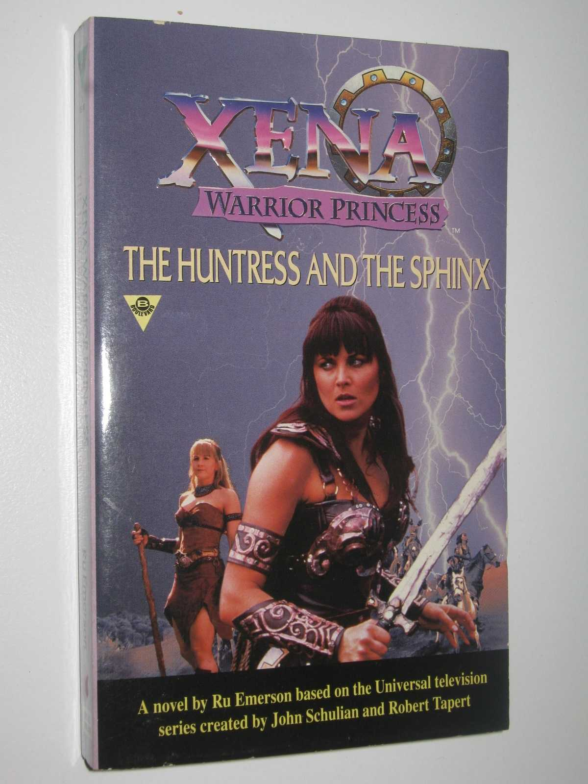 Image for The Huntress and the Sphinx - Xena, Warrior Princess Series