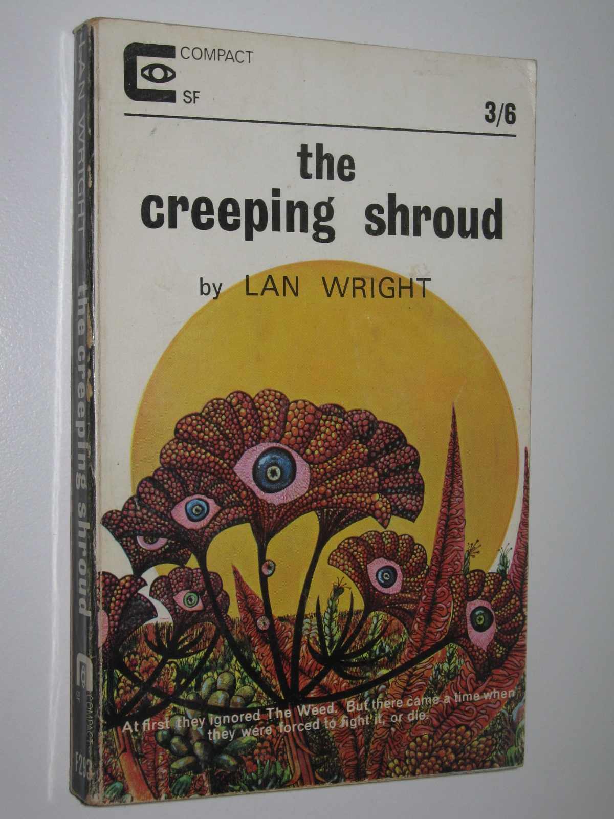 Image for The Creeping Shroud