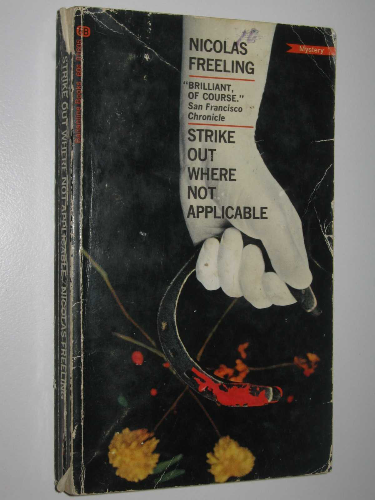 Image for Strike Out Where Not Applicable