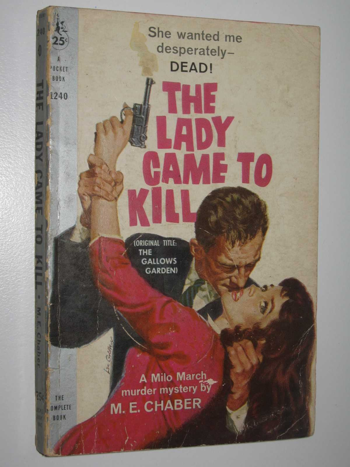 Image for The Lady Came to Kill