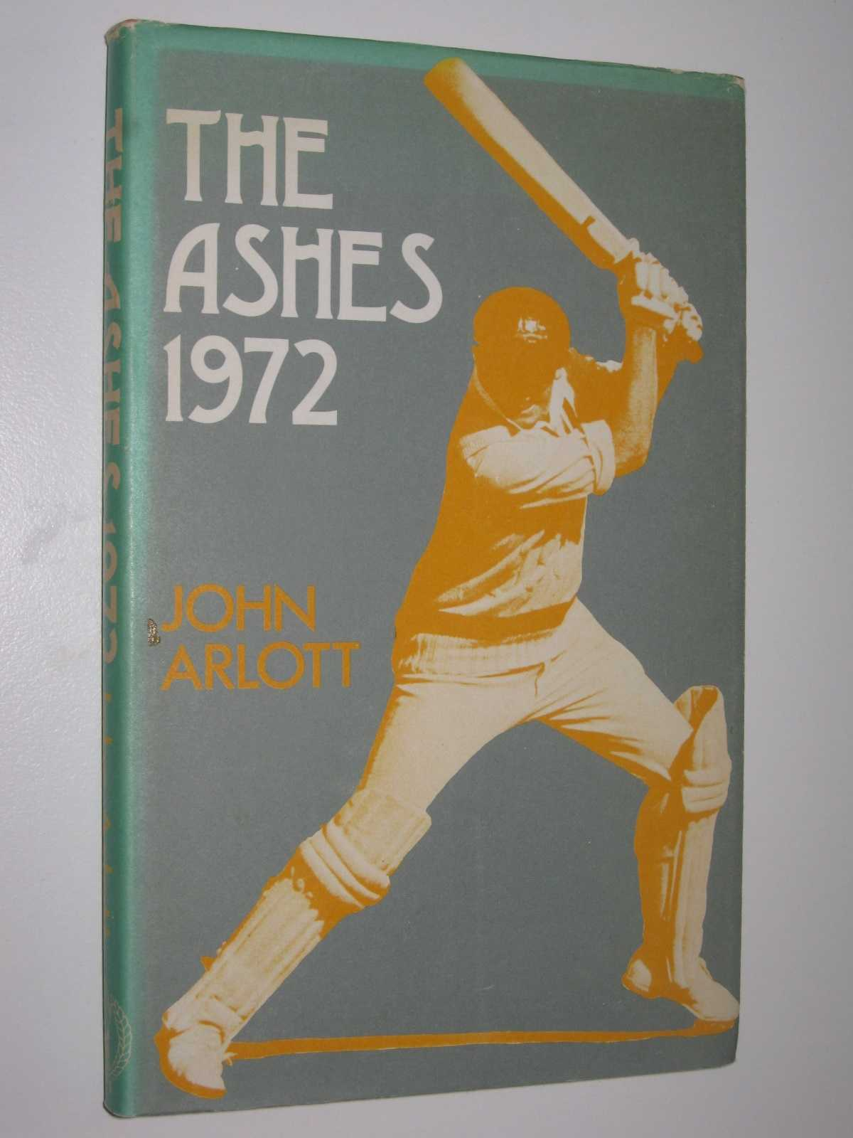 Image for The Ashes, 1972