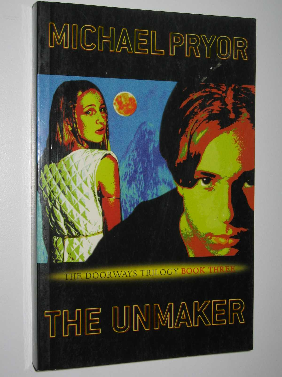 Image for The Unmaker - Doorways Trilogy #3