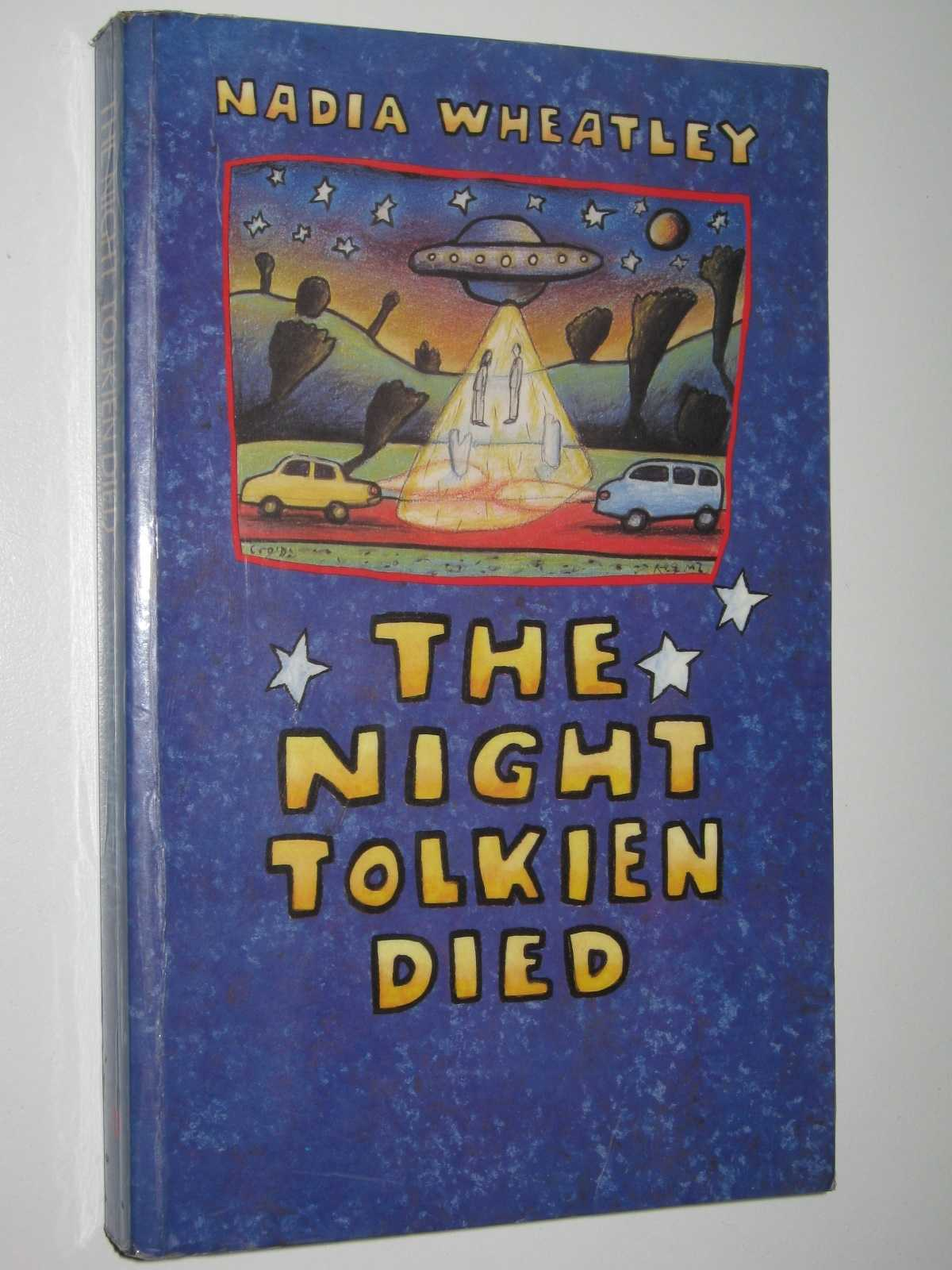 Image for The Night Tolkien Died