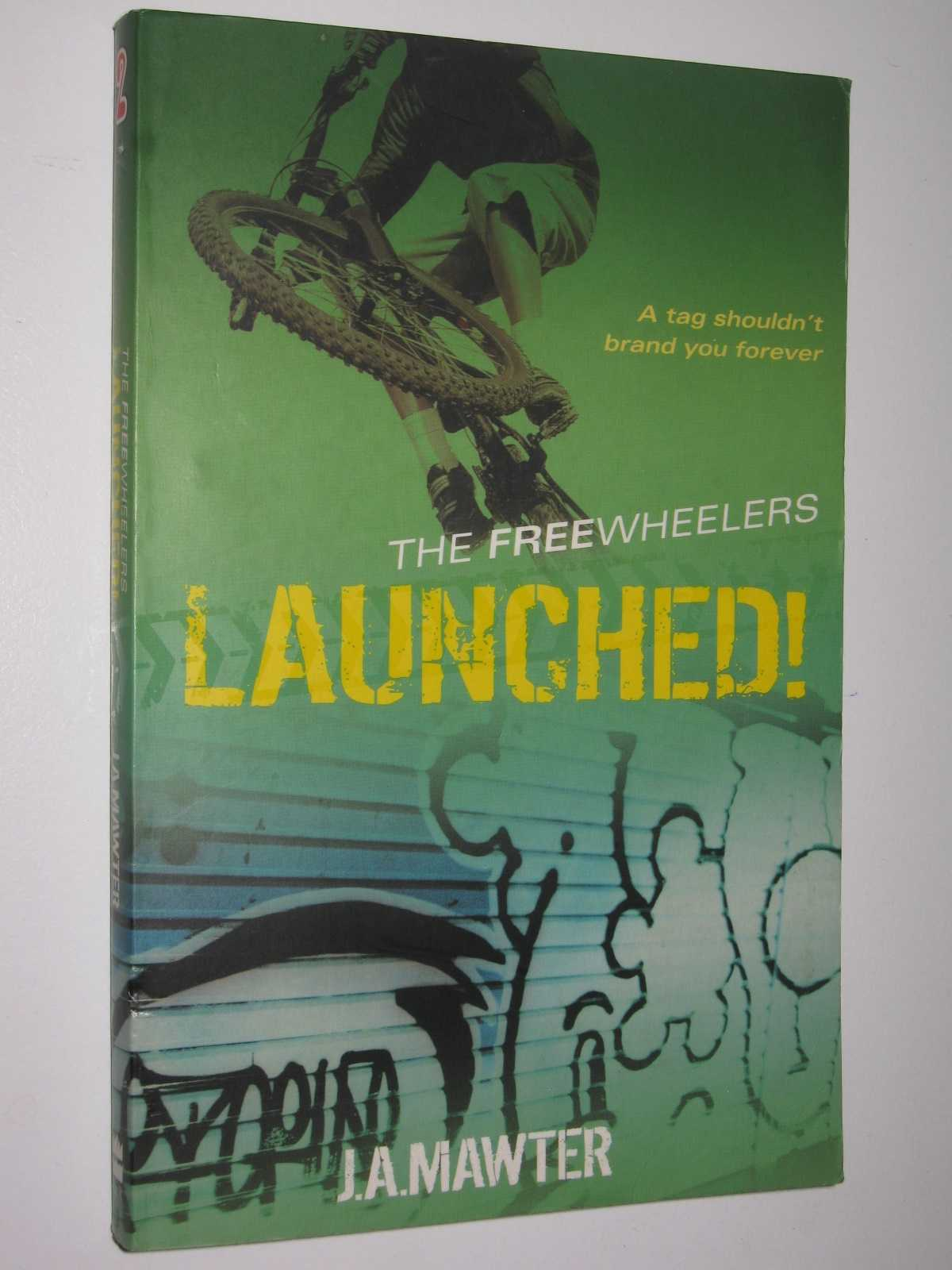 Image for Launched! - The Freewheelers Series #2