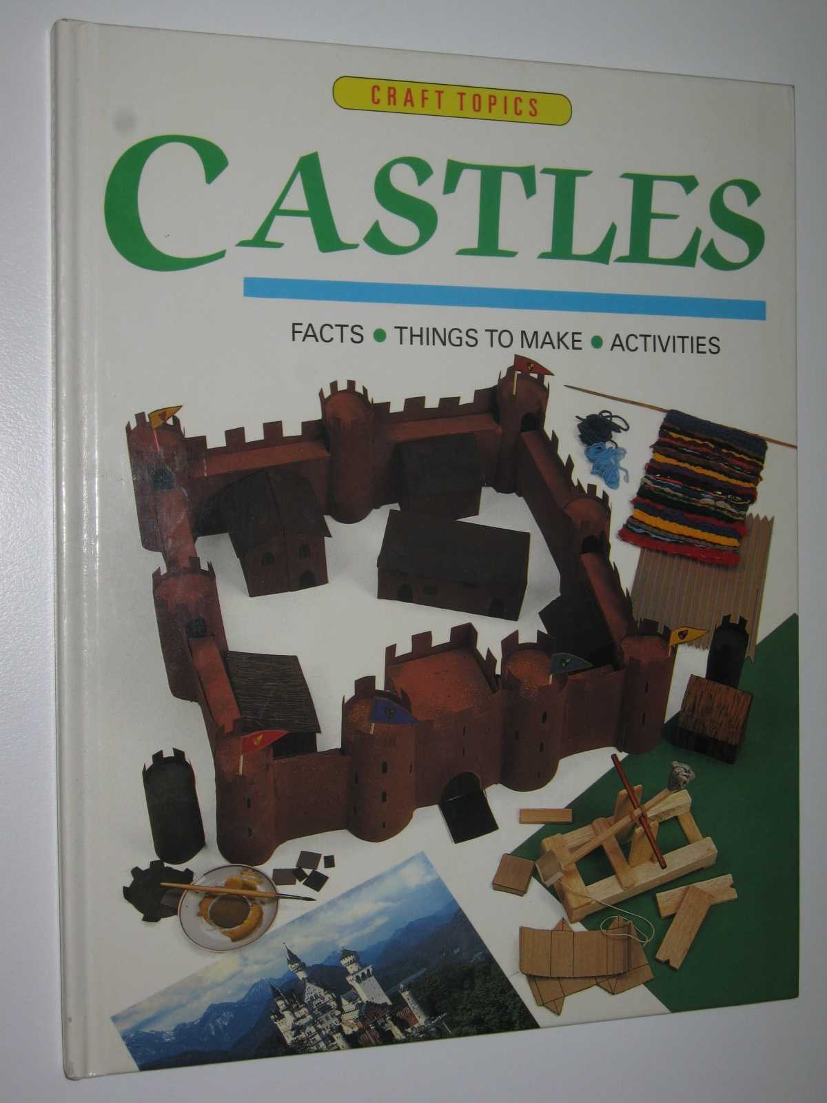 Image for Castles - Craft Topics Series