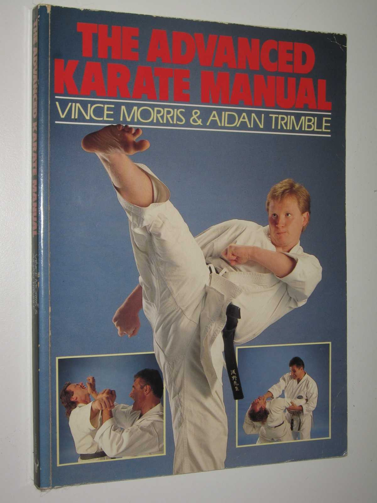 Image for The Advanced Karate Manual
