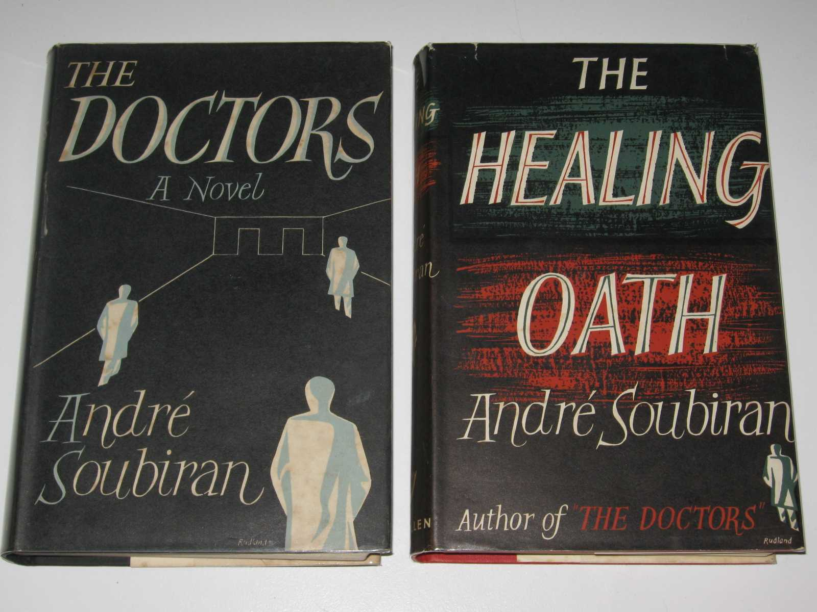 Image for The Doctors + The Healing Oath : Les Hommes en Blanc Trilogy