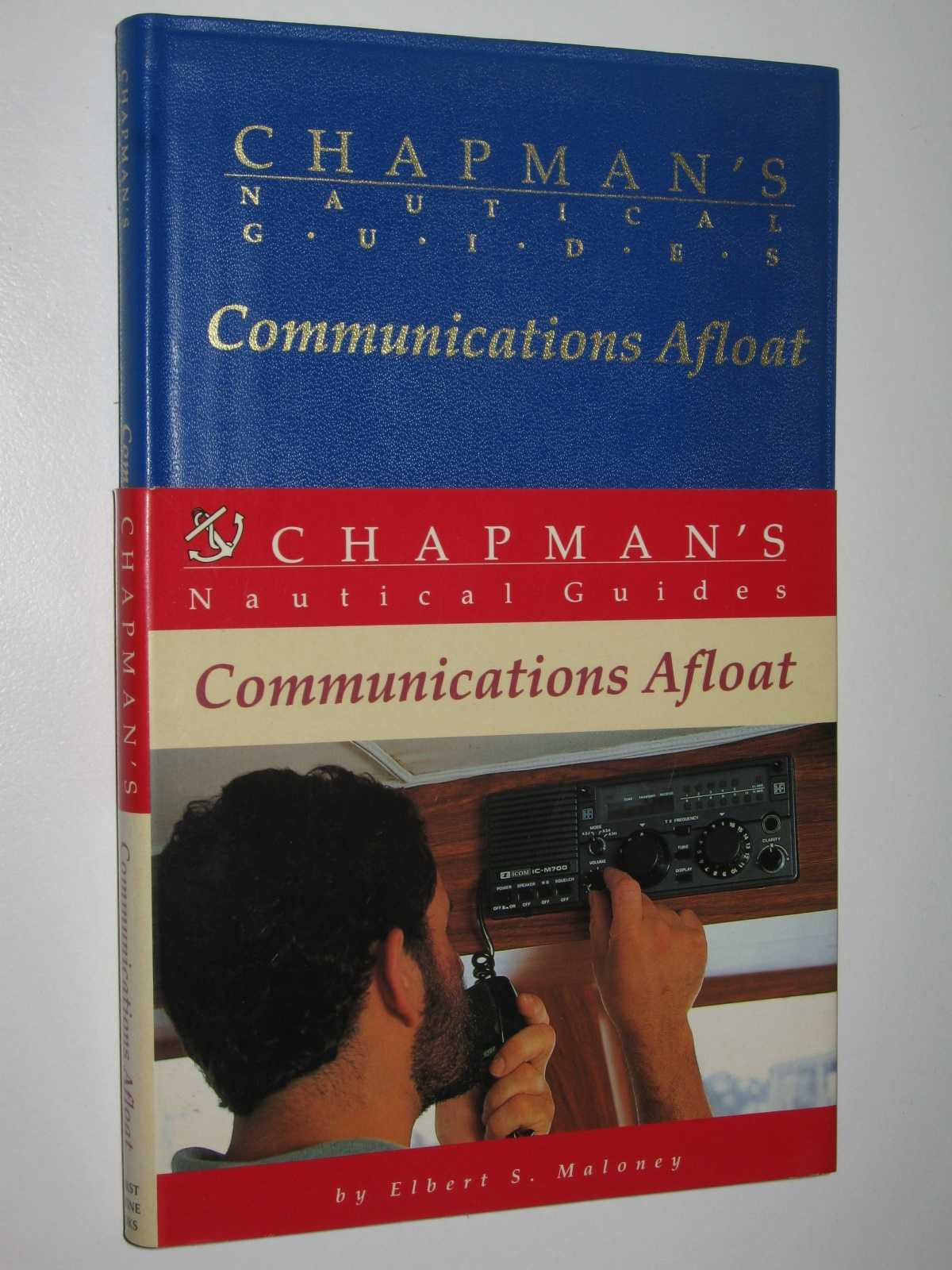Image for Communications Afloat - Chapman's Nautical Guides Series