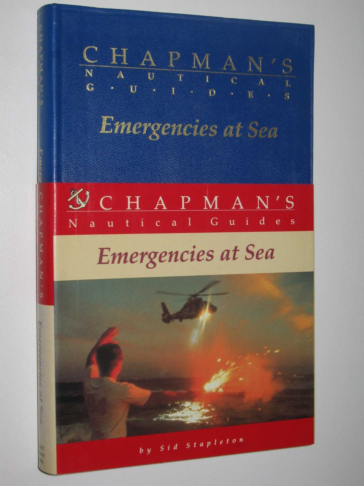 Image for Emergencies at Sea - Chapman's Nautical Guides Series