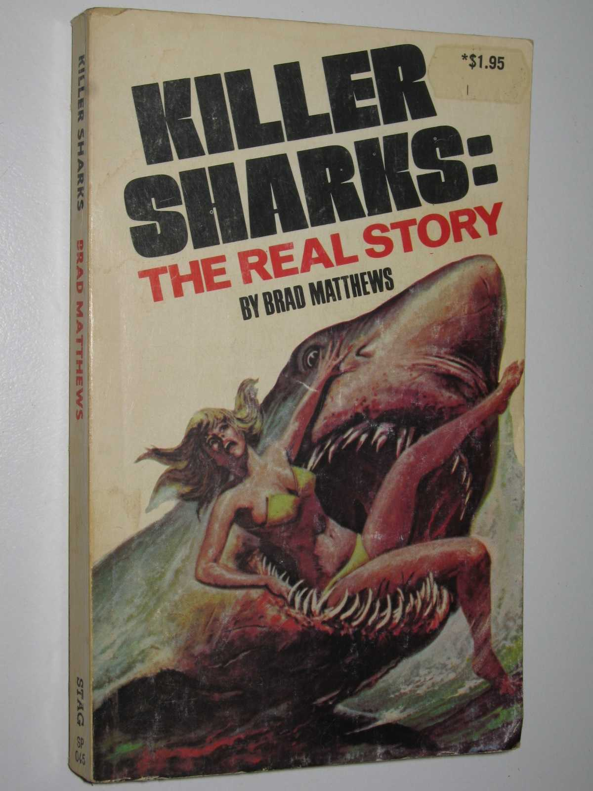 Image for Killer Sharks: The Real Story