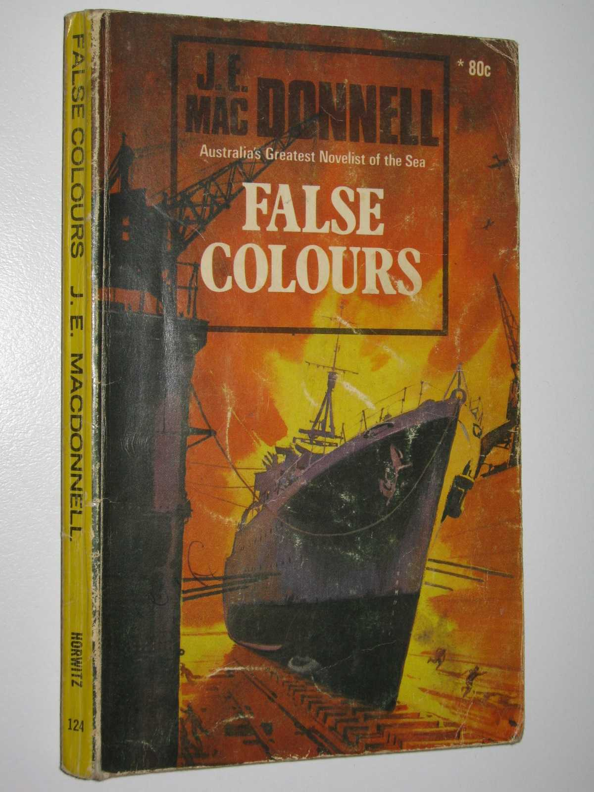 Image for False Colours