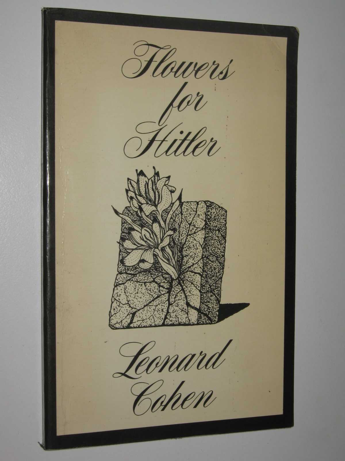 Image for Flowers for Hitler