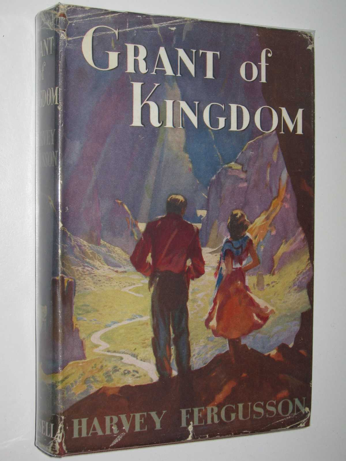 Image for Grant of Kingdom