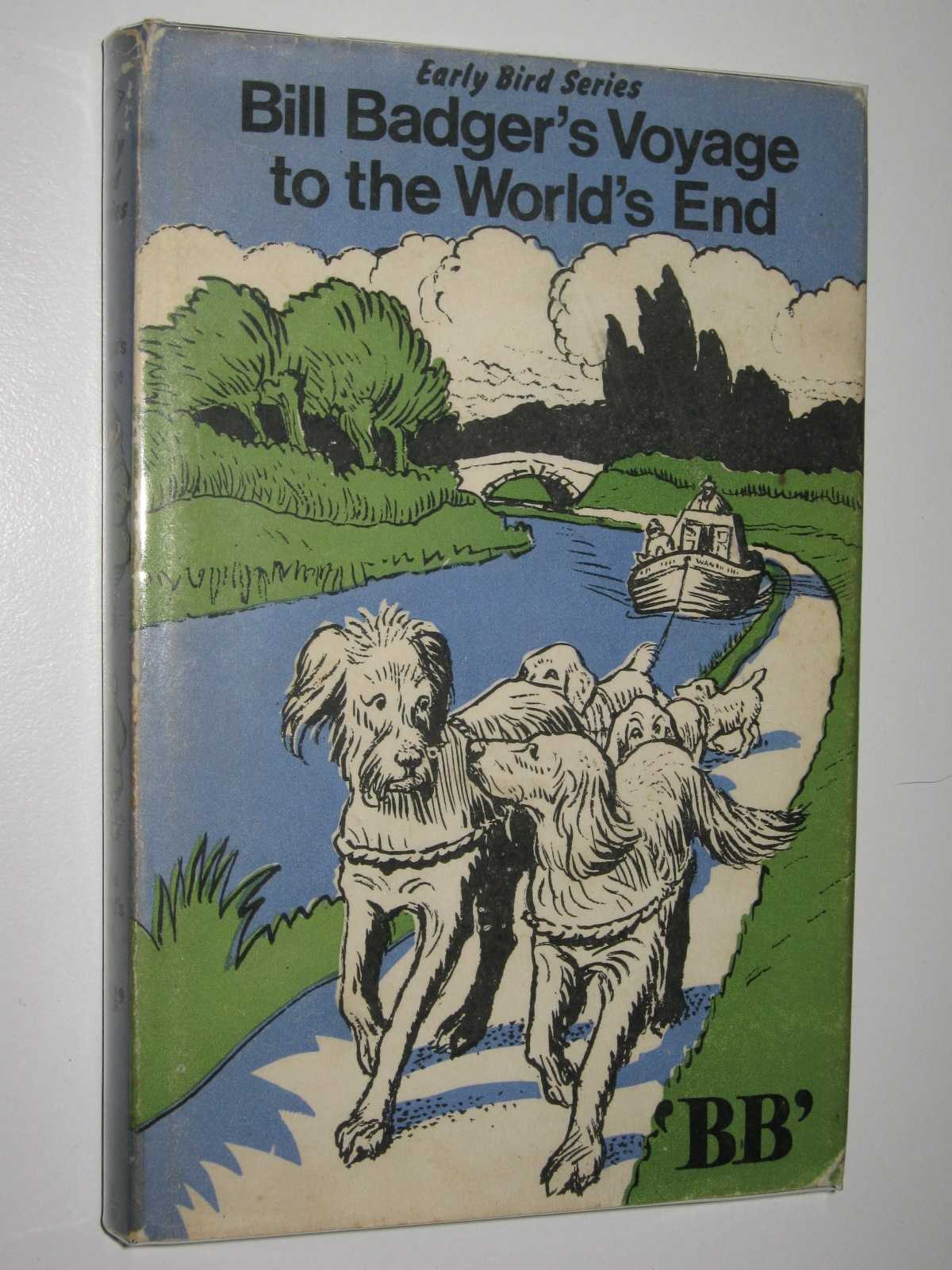 Image for Bill Badger's Voyage to the World's End