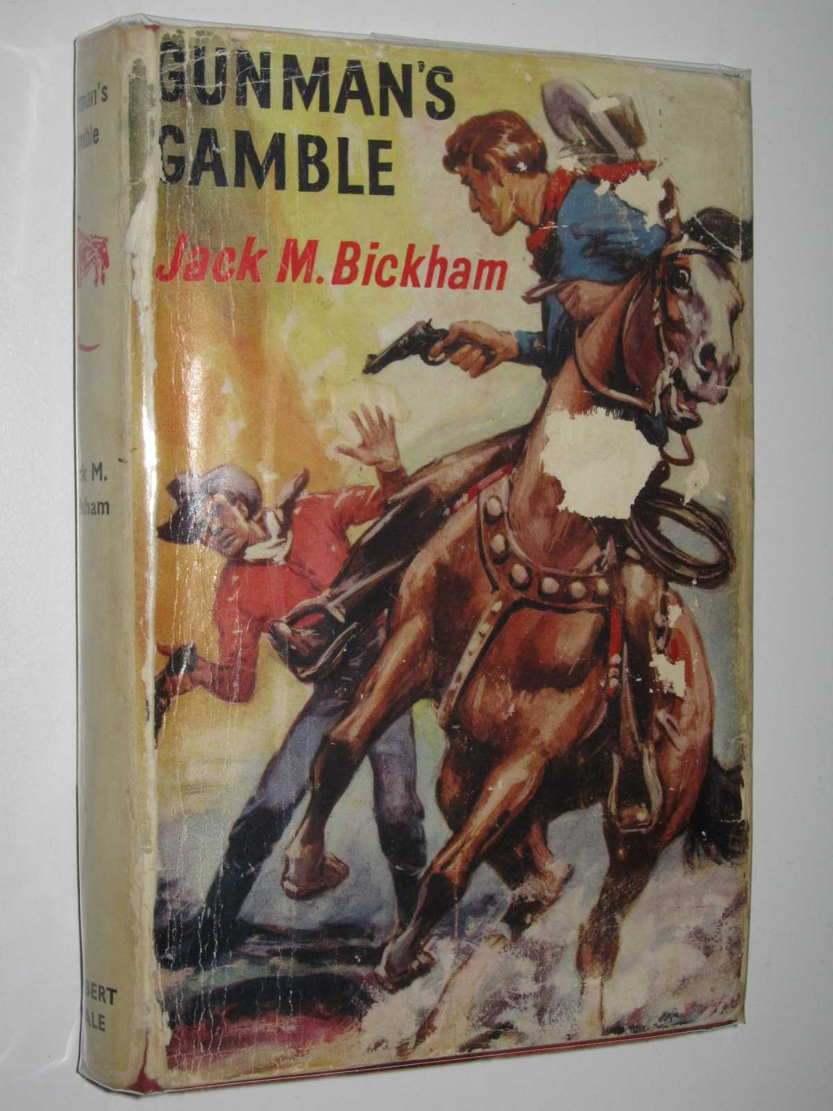 Image for Gunman's Gamble