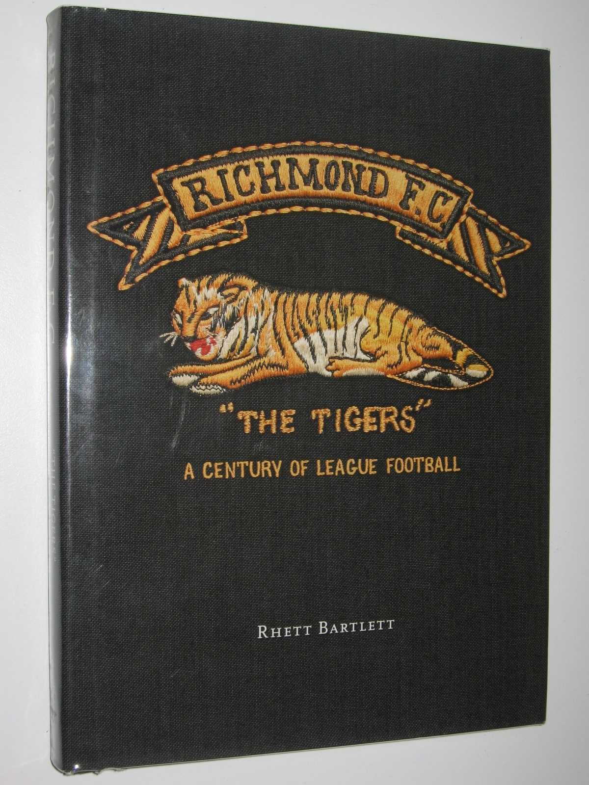 "Image for Richmond FC ""The Tigers"" : A Century of League Football"