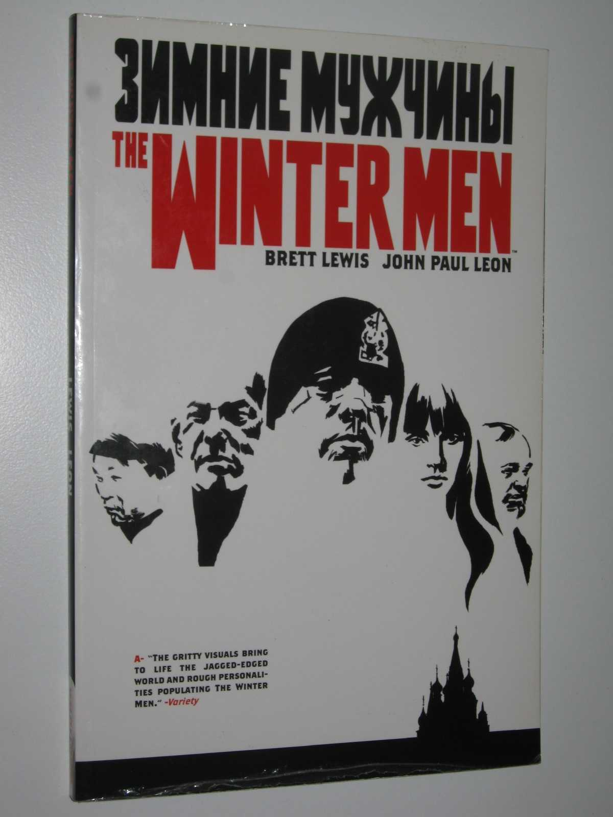 Image for The Winter Men
