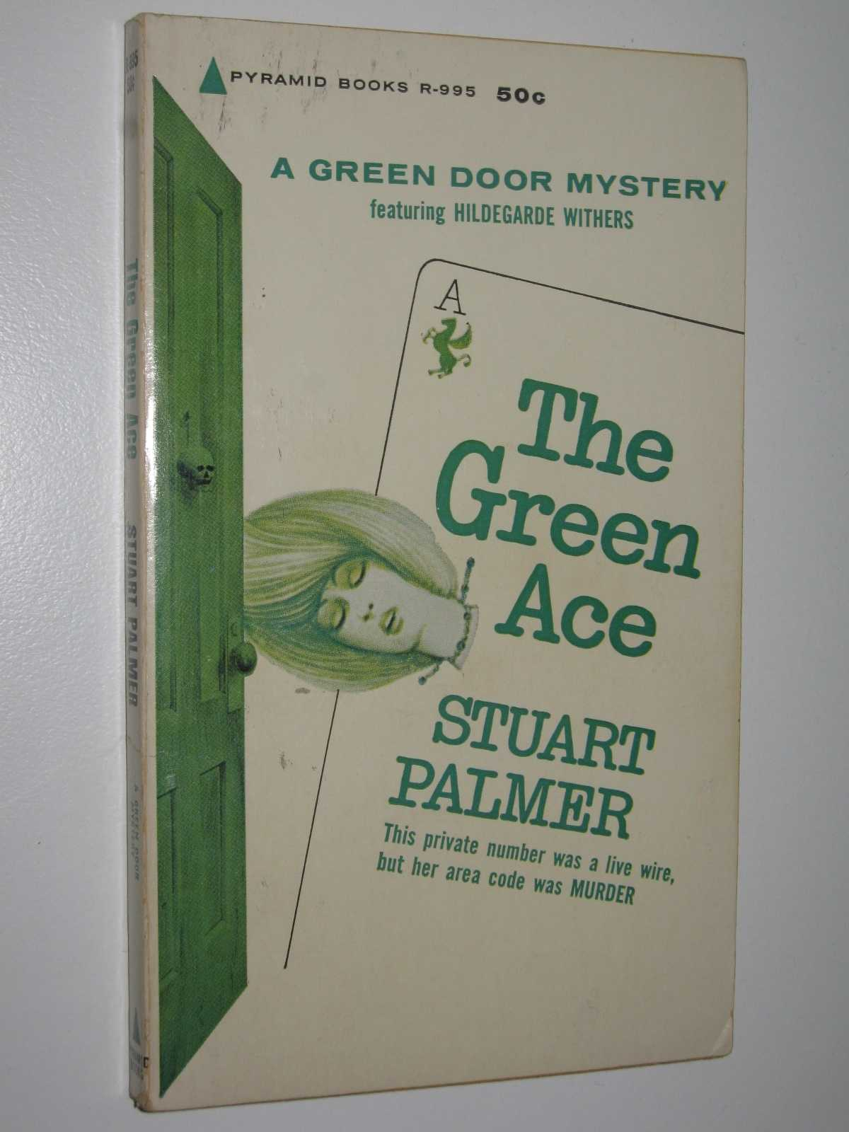 Image for The Green Ace - Green Door Mystery