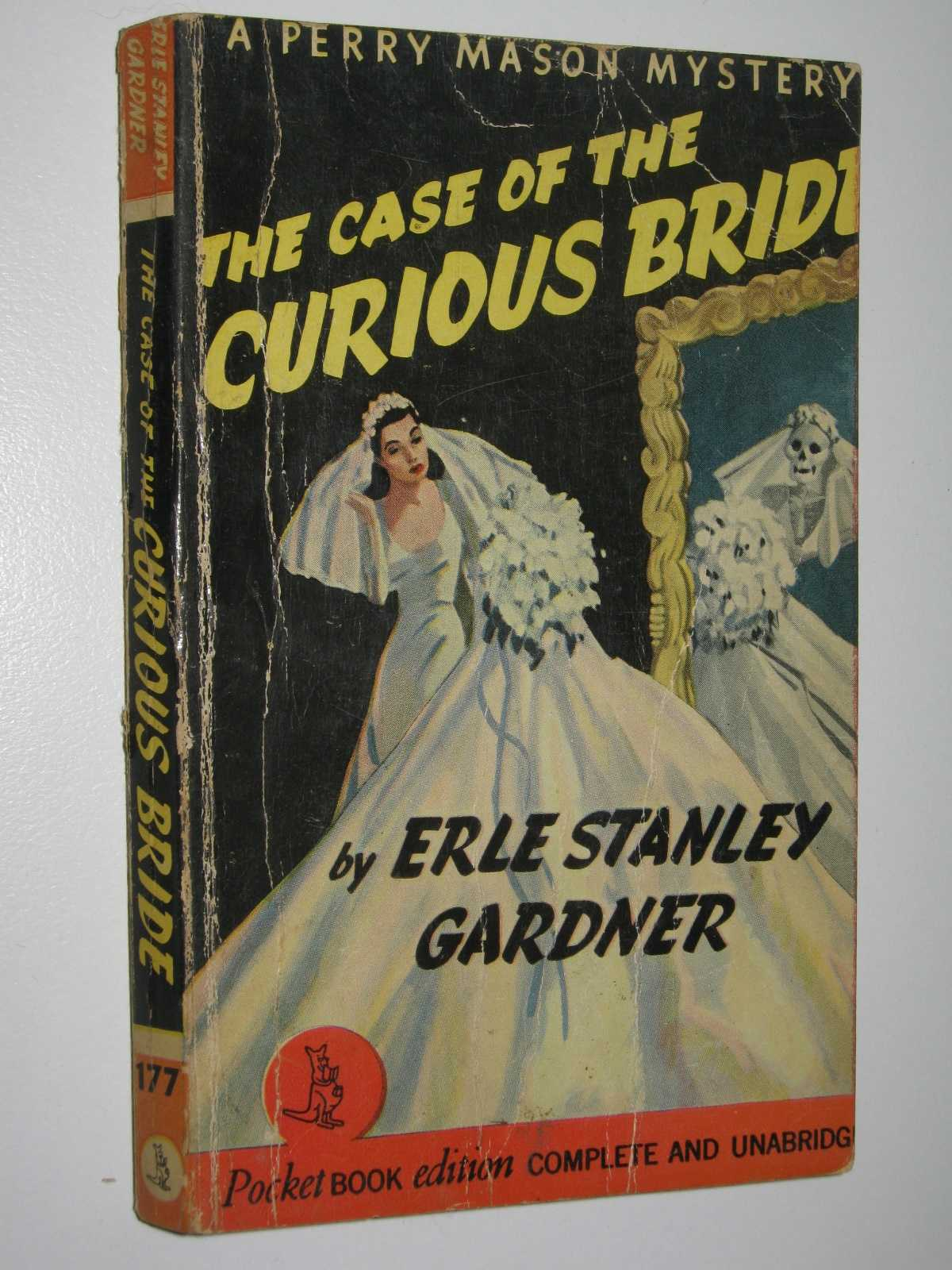Image for The Case of the Curious Bride - Perry Mason Series