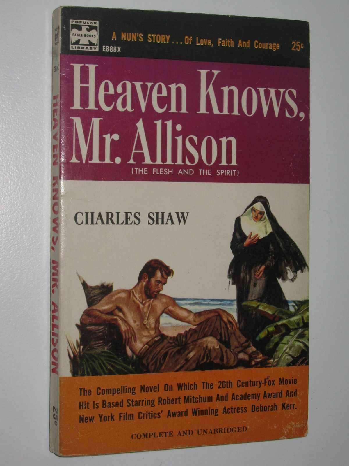 Image for Heaven Knows Mr. Allison