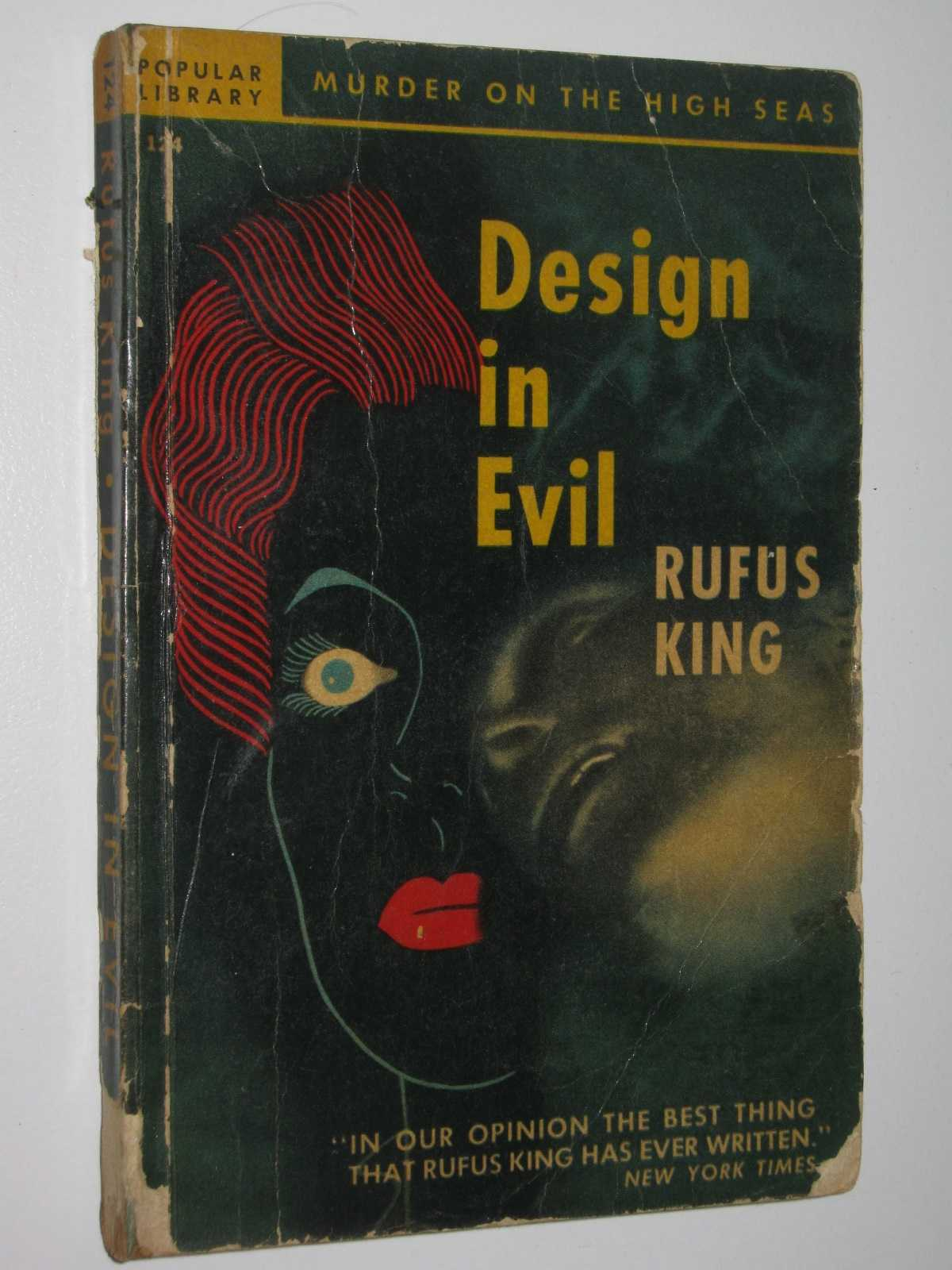 Image for Design in Evil