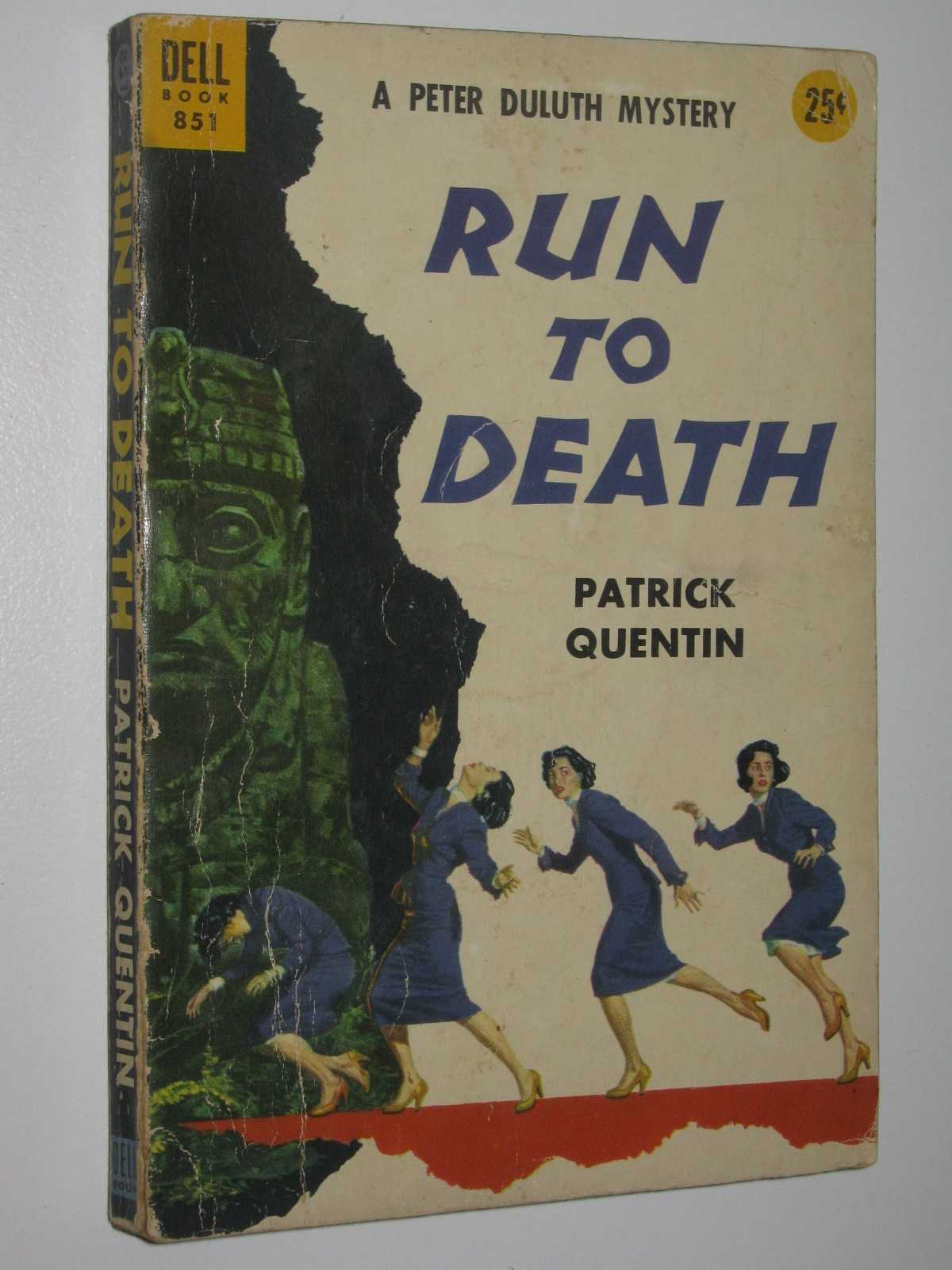 Image for Run to Death