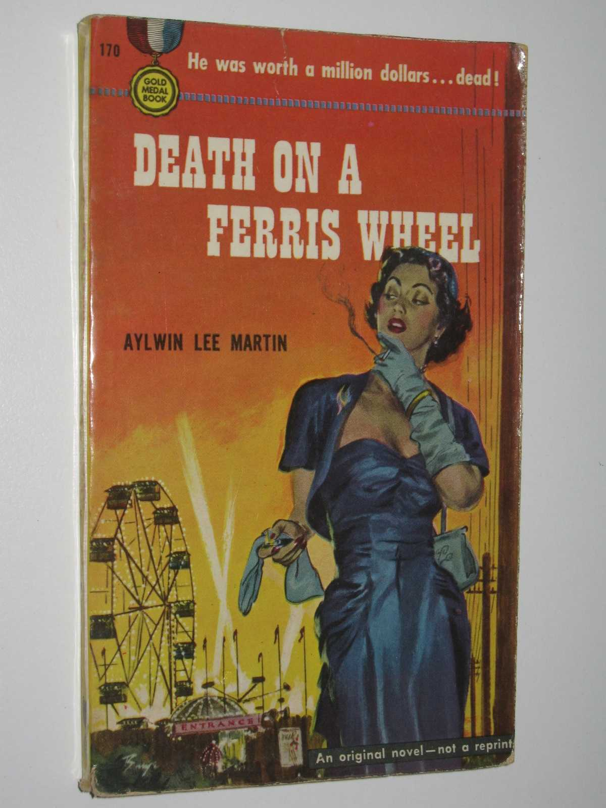 Image for Death on a Ferris Wheel