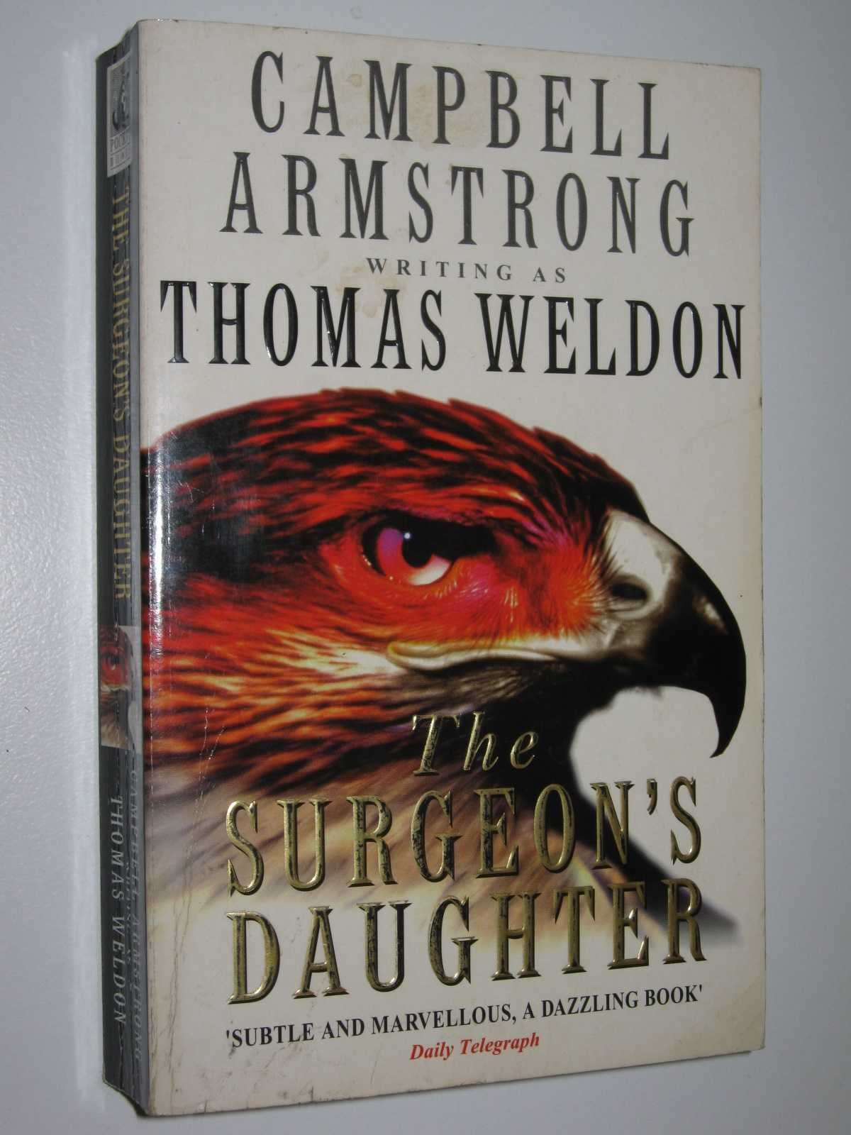 Image for The Surgeon's Daughter